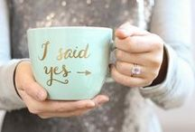 You're Engaged! / Inspiring ideas for announcing your engagement, your engagement party and anything in between!