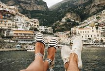 Favorite Places & Spaces / Travel  / by Christine