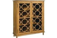 Curios / Cabinets / Chests / by pearson company
