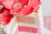 Girly Pink Baby Shower / Everything pink to welcome your baby girl!