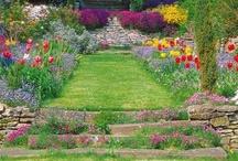 Jardins inspirants / #Jardins remarquables ou #roseraies, conservatoire #botanique ou jardins #publics, #domaines, #parcs... promenons-nous dans les jardins !