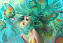 sirenas / by Xirenita Rockera