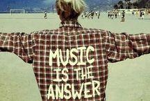 la, la, la, la / i let my music take me where my heart wants to go / by bo joplin