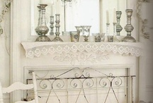 My decorating style..shabby chic, cottage style / I love Shabby Chic, And Cottage decorating.   / by Cindy Oelkers