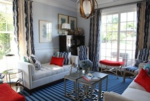 Hamptons Showhouse 2012 / by Pearson Furniture