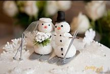 Winter Weddings / Beautiful Winter Wedding ideas to inspire! / by Beau-coup