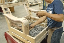 Behind the Scenes at Pearson Upholstery