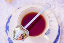 Bridal Shower Tea Party / Inspiration to throw a beautiful Bridal Shower Tea Party