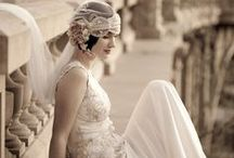 Vintage Wedding / Alluring & effortlessly glamorous. Inspired by gorgeous the romance of the past.  / by Beau-coup