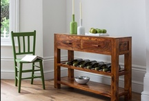 Console & Hall Tables / Perfect for narrow spaces, our range of console tables offer a compact storage solution, and are the perfect way to tidy up hallway clutter.