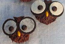 Owl Themed Baby Shower