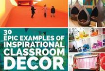 Teaching: Classroom Decor / by Amanda Smith