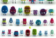 Creepy cute / Inspiration for the creepy cute swap :)
