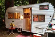 Vintage Campers / by Cindy Oelkers
