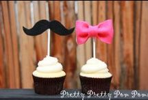Gender Reveal Baby Shower / Reveal the gender of your baby with fun and games.