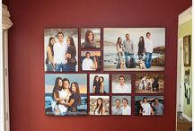 Photo Display / Ideas for showing off beautiful images, style and keepsakes.  Great for events or home. / by Blossom Blue Photography