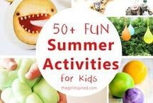 Summer To-Do / Summer To Do lists, crafts & activities for Summer To-Do fun / by Jen Wright
