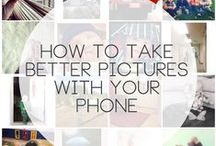 Photography Tips / Sharing ideas, tips & how-to for using your camera and smartphone to take photos to inspire memory making for future scrapbooking layouts.- www.jenwright.net / by Jen Wright