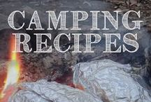 Camping Ideas / Sharing ideas, meals & how-to for Camping to inspire memory making  / by Jen Wright