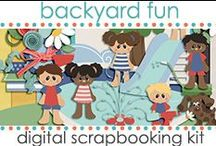 Kits: Backyard Fun / by Jen Wright