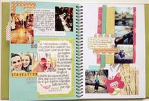 Smash Books / SmashBook inspiration, ideas & howtos for smash books to inspire memory making for future scrapbooking layouts / by Jen Wright