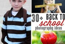 Back-to-School Photo, Crafts & Organizing / Back to School ideas, inspiration and tips to help you create memories / by Jen Wright