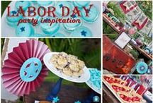 Labor Day Fun / sharing ideas, inspiration and planning tips for Labor Day Fun / by Jen Wright