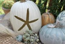 Fall Decor / Autumn Fall Decor and Craft ideas and inspiration  / by Jen Wright