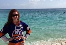 #IsleHopping / Check out where New York Islanders fans represented the team during the summer. / by New York Islanders