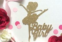 Ballerina Baby Shower / A Ballerina baby shower is just tutu cute to pass up!
