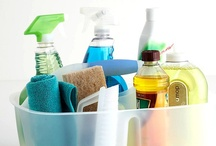 Cleaning / Home Resources / I like to keep a clean and tidy house but sometimes cleaning products can be so expensive, the chemicals are also frequently strong smelling. This is a board filled with ideas for natural cleaning products you can DIY and other household tips