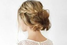 HAIR  /// / unique hair ideas, from color inspiration to updo's