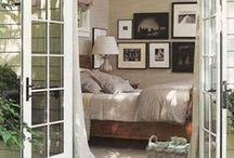 Bedrooms / by Ashley Miller