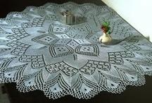 crochet / by Janice Ewing