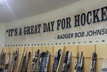 Hockey ...  / by Kim Swerdfeger-Summerhayes