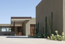Architecture / Proyectos arquitectónicos / architecture projects    / by Rebeca Leal