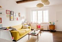 living space / by Sarah Anne