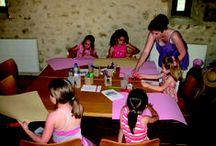 Atelier Moyen-age /Activités enfants / De très nombreuses idées de sorties en famille en Yvelines et en Essonne : http://www.parc-naturel-chevreuse.fr/activites-enfants.html