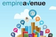 Empire Avenue Connections / by Social Media Sugar