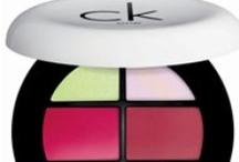 La gamme CK One Color / La gamme CK One Color