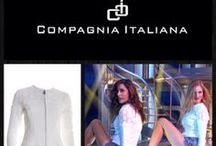 People wearing Compagnia Italiana