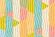 print + pattern  / by Sarah Anne