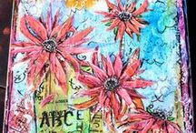 Art Journal Inspirations