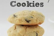 For the Love of Cookies / Cookies cookies and more cookies / by Dawn Schottmuller Crandall