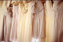 bridesmaids / by liz schneider