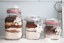 Gift Ideas - Baking/Cooking / Receiving a homemade gift is the best feeling, here is a selection of ideas for baking or cooking which can be given as presents