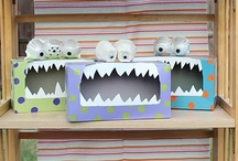 Craft Tutorials - Things for Children / Fun and crafty ideas of things to make with children or for children