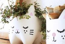 Craft Tutorials - For the Home / Tutorials and Ideas of things to handmade for around the home