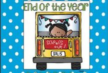end of the year / Creative curriculum, crafts, gifts, ideas for the end of the school year!!
