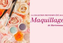 Maquillage Marionnaud Printemps/Été 2013